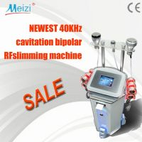 Newest 40 KHZ cavitation bipolar Rf slimming machine