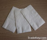 Eco-friendly White Dinner Paper Napkin