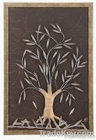 Olive Tree Wall Ornament