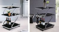 Dining trolley, service cart