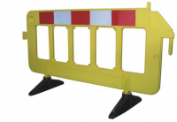 Timan plastic barrier