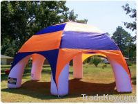 inflatable tent, tent, air tent, inflatable marquee, advertising tent, dome