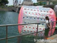 zorb ball, zorbing ball, water zorb, water roller, inflatable track