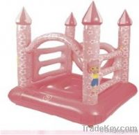 pvc small size inflatable castle toy inflatable castle