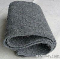 Industrial wool felt/wool felt