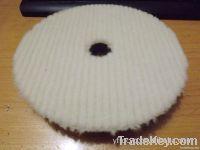 Wool Felt Polishing Pads