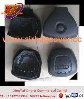 Airbag cover, airbag gas generator, Airbag Cap