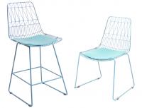 TW8602 Metal Bertoia Wire Chair, Bertoia side Chair,steel chair