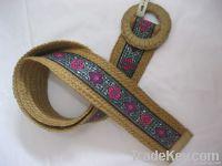 Sell fashion belts