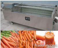 Carrot Peeling&Washing Machine