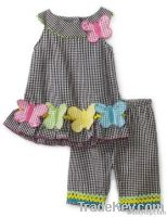 Children clothing set, kids wear wholesale