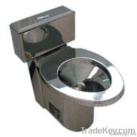 Stainless Steel toilet  SS