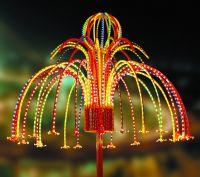 LED Lighted Firework, Outdoor Lighting Fixtures