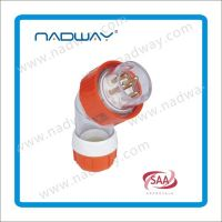Australian waterproof industrial plug IP66