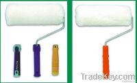 wool paint roller