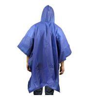Cheap adult pvc rain poncho