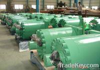 dam rotary hydraulic cylinder