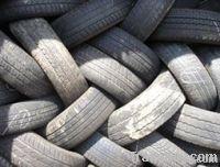 Car Tyre Scraps