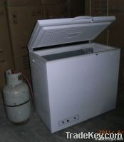 XD-200 Gas deep chest freezer