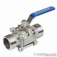 3-PC Ball valve