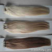 remy pu taped skin weft hair extension