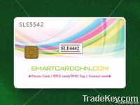 ID Card (Contacts Smartcard-SLE5542)