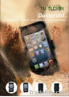 Original Turtlebox waterproof case for Iphone 5, Tough Case Iphone 5,