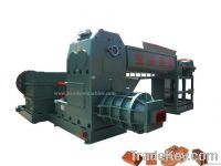 Double stage vaccum extruder-Brick making machine