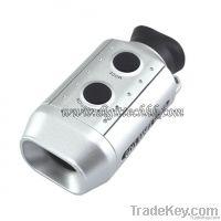 Digital 7x Golf Range Finder Golfscope Scope w/Bag