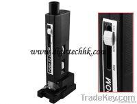 Portable 60X-100X illuminated zoom Microscope Magnifier