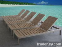 Sun Lounger for outdoor use