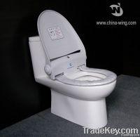 Electronic, Hygienic Toilet Seat