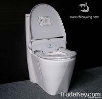 Intelligent Toilet Seat, Slow Close Toilet Seat Lid