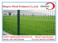 wire mesh fence,fence panels,welded metal fence ,welded metal mesh,bending triangular wire mesh courtyard/landscaping fence����¯�¿�