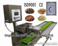 automatic meat skewer machine, stainless steel