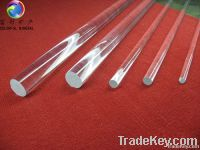 Quartz Rod/ High Purity Quartz Rod