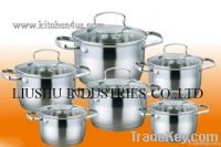 Cookware Set (12 Pcs)