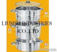 Steel Juicer (Steamer)