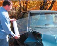 Auto Crash/Collision Wrap Film