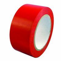 Multi Purpose Red Stucco Tapes--No Residue Polyethylene Vinyl Tape