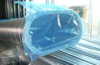 PE Plastic Puncture Resistance Duct Protection Film