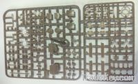Plastic sprue molding part