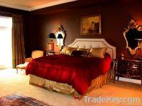 High Luxury Hotel Bedroom