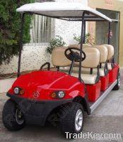 Sightseeing Car/Tourist Coach/Resort Cart/Multi passenger EV