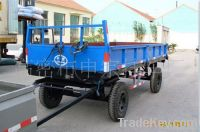 farm trailer used in agricultural