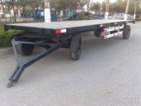 platbed transportation trailer good service