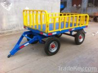 platbed transportation trailer in high quality
