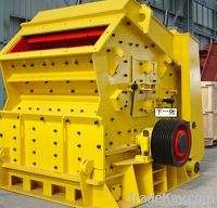 Hot sale PF-1010 impact crusher uesd for ores crushing