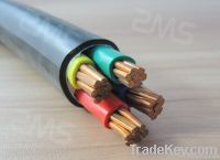 0.6/1kV PVC insulation and sheath power cable