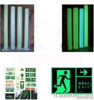 soft plastic glow in the dark film tape self adhesive luminescent film